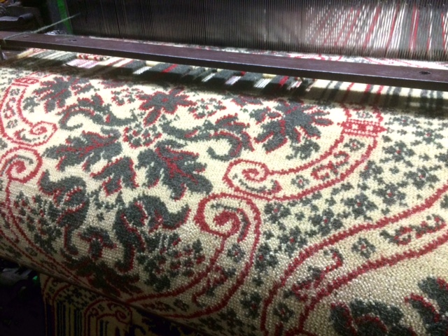 A look at Langhorne's carpet for Ford Home