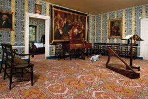 Wilton Jacquard Carpet