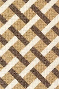 Image of Mariya Trellis #31489 carpet in Brown/Natural/White