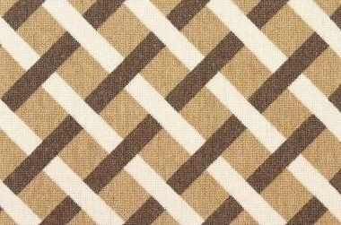 Image of Mariya Trellis #31489 carpet in Brown/Natural/White