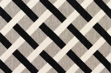 Mariya Trellis 31509 Carpet In Gray Black White