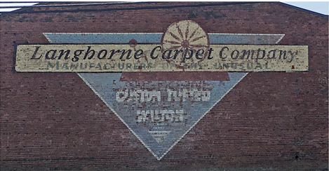 Langhorne Carpet Wilton Jacquard Woven Wool Mill