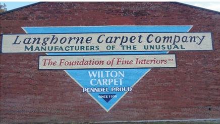 Langhorne Carpet Company Reveals