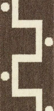 Image of the Papachristidis Grand Tour Border broadloom carpet collection