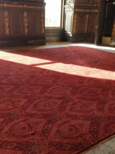Historic Carpet Restoration - Langhorne Carpet Company