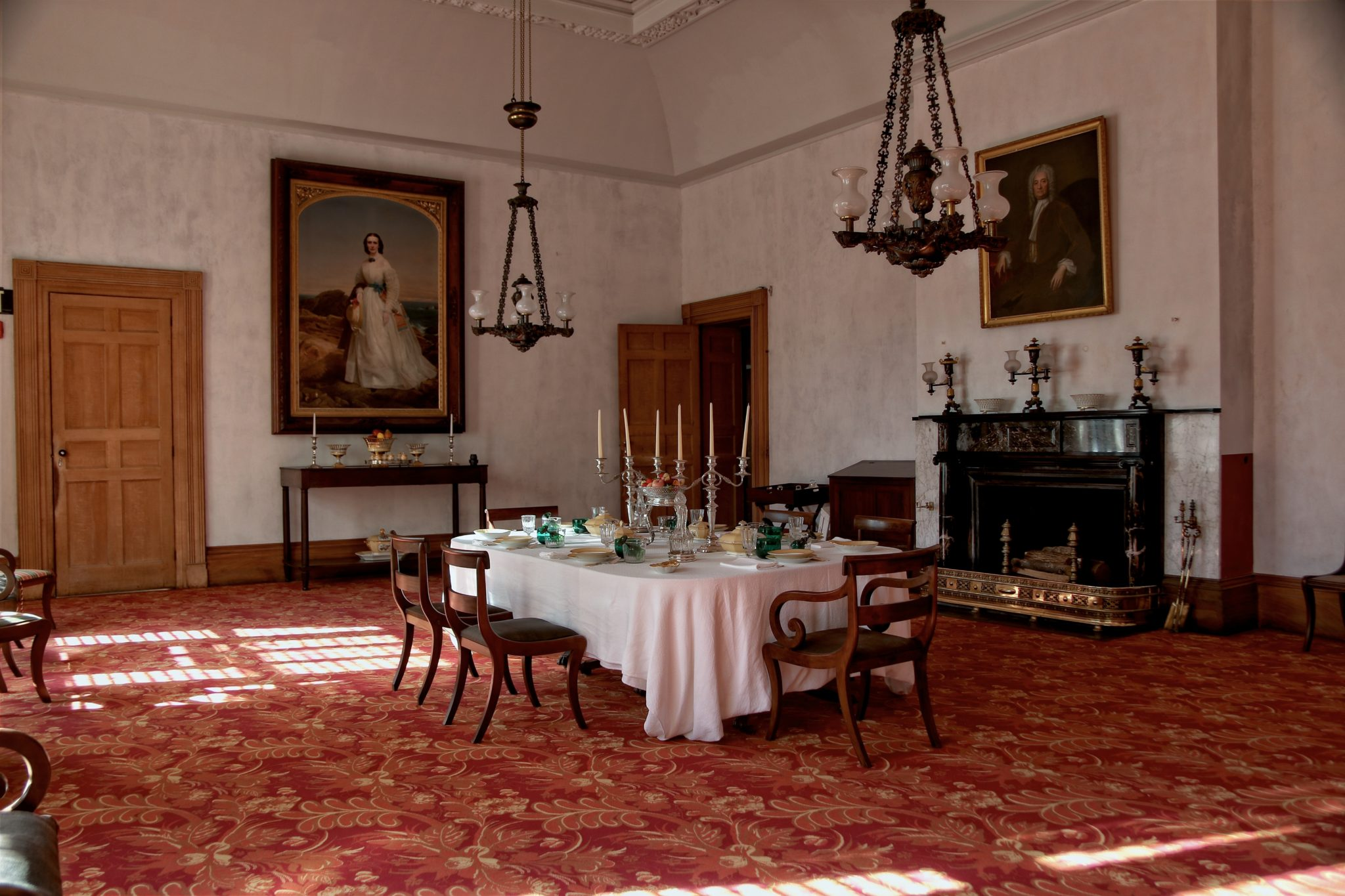 A Spectacular Historical Reproduction And Textile