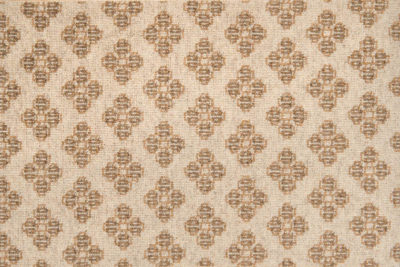 Image of Celtic Cross #31549 Carpet in Natural, Med Taupe & Ecru