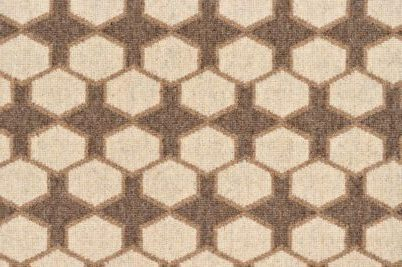 Image of Carapace #31563 Carpet in Natural, Med Taupe and Ecru