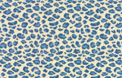 Image of Safari #31333 carpet in blue, light blue and white