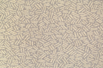 Image of Scatter #21984 Carpet in Ecru on Gray