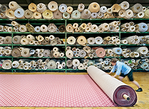 Link to information about our Stocked Carpets